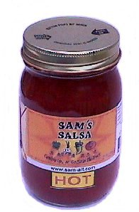 Sam's Salsa HOT