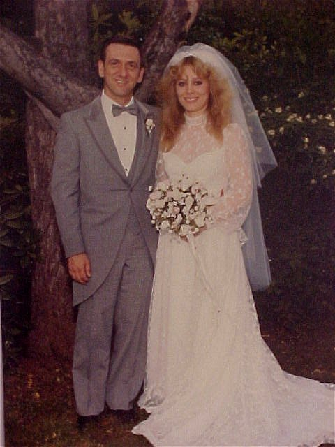 Wedding June 12, 1982